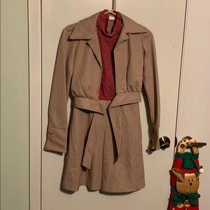 2piece Vintage suit